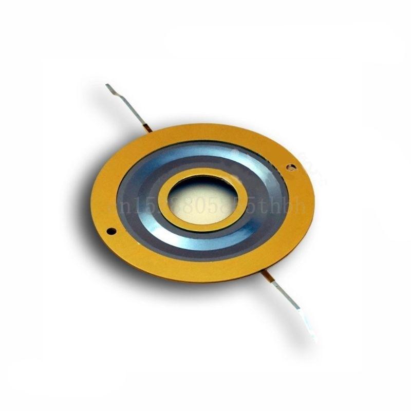 AUdio Diaphragm Titanium Film Voice Coil for 2404H 2405H 075 Horn Driver Speaker