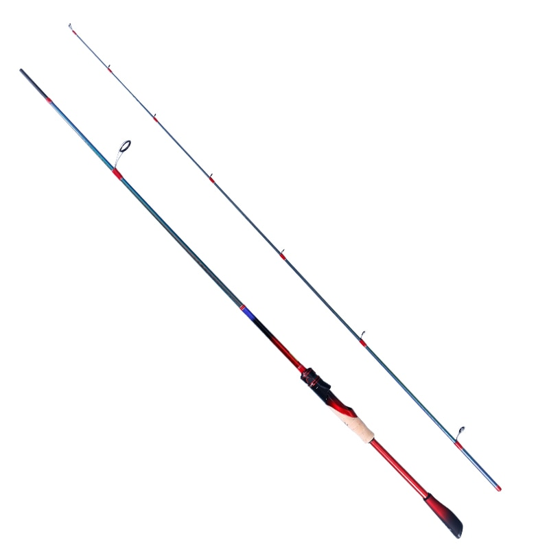 PURELURE Spinning Rod and Casting Rod Combo High Carbon universal long throwing Fishing Rod in FUJI accessories, plus Reel enlarge