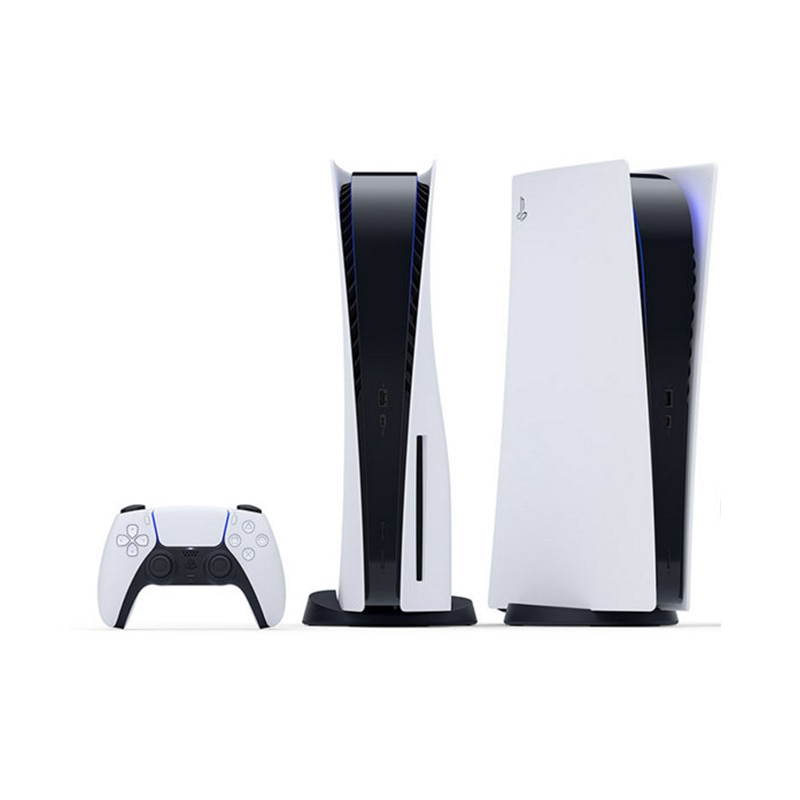 Ps5 المضيف playstation 5 وحدة تحكم تلفاز ألعاب الترا HD الرئيسية 8K المضيف مع مقبض
