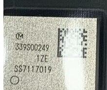 Módulo wifi IC 339S00249 para ipad pro 10,5 Wi-Fi/Bluetooth/Chip módulo IC