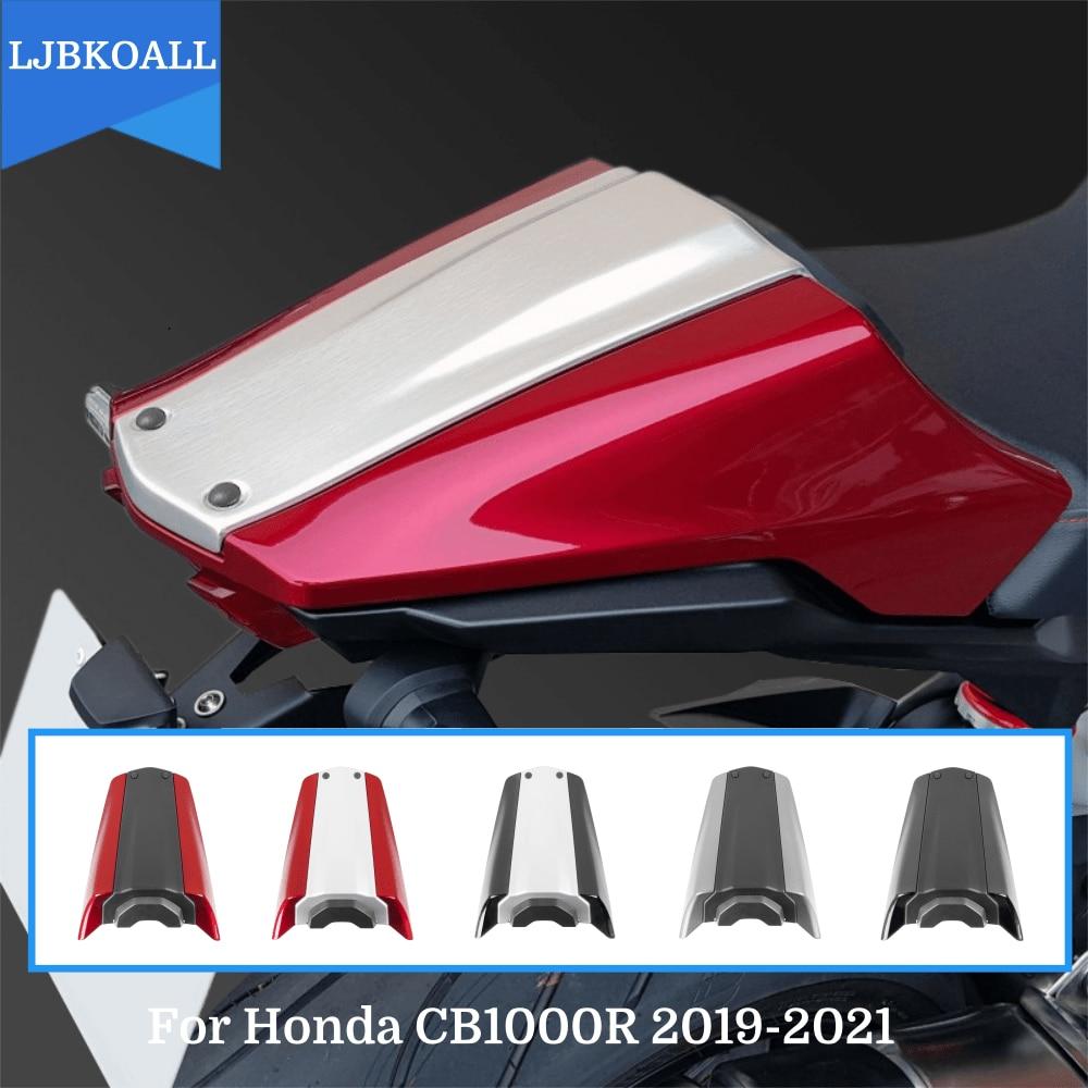 2020 CB1000 R CB 1000R Accessories Motorcycle Pillion Rear Seat Cover Cowl Solo Cowl Rear Fairing For Honda CB1000R 2019-2021