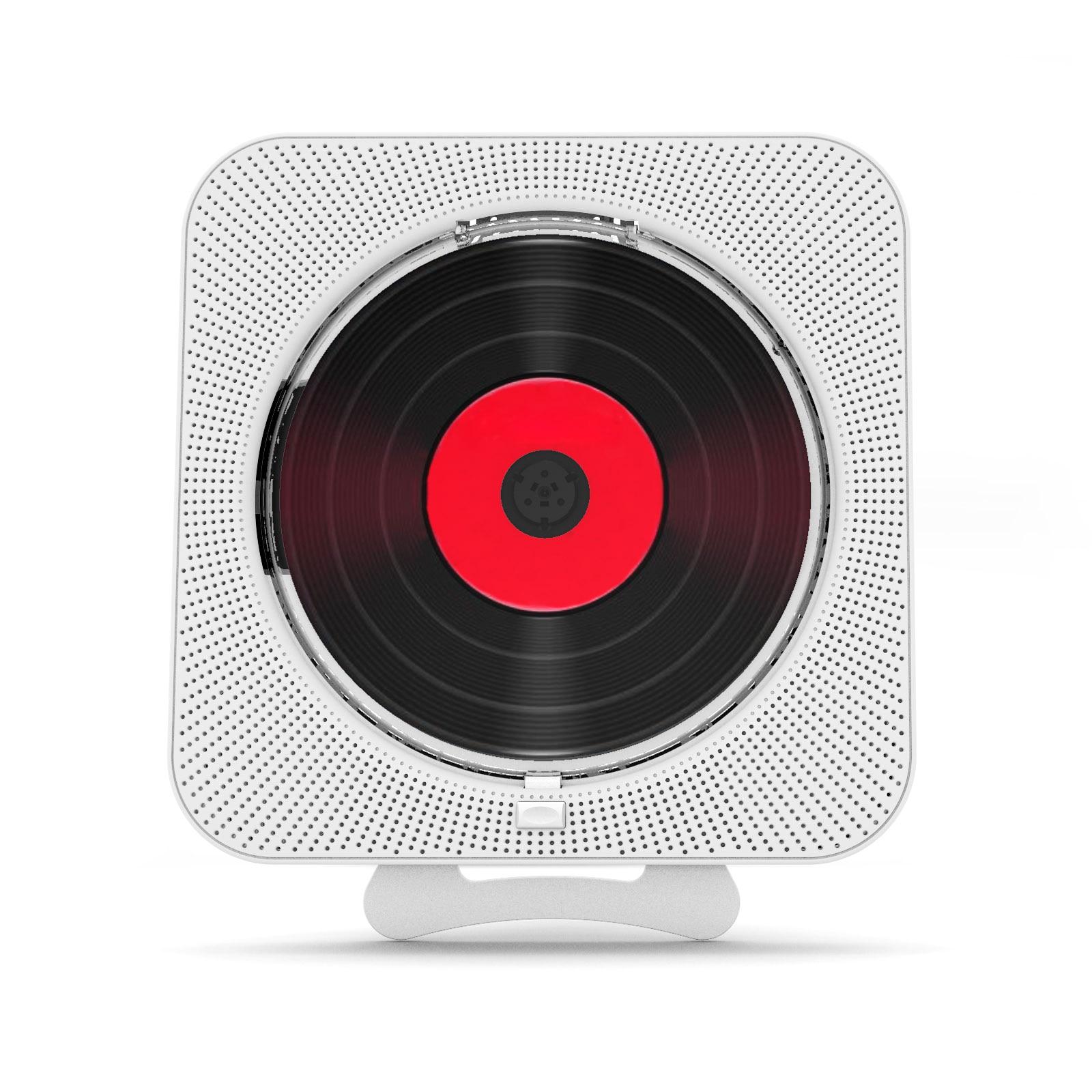 Portable CD Player With Bluetooth Remote Control Walkman Stereo FM Radio HiFi Music Built-in Speaker Discman Lecteur CD enlarge