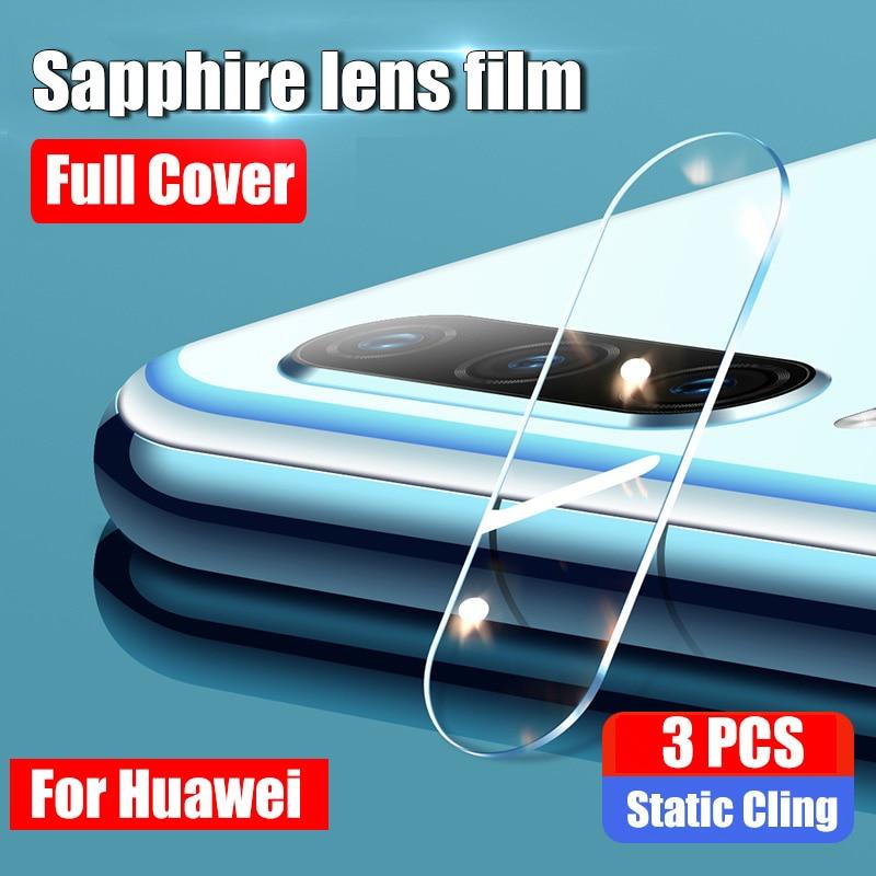 Protetor de câmera para huawei p30 p20 p40 lite pro p inteligente 2019 lente de vidro protetor de tela para honra 8x 10 lite câmera vidro