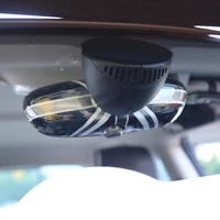 for bmw mini cooper s jcw one clubman f54 f55 f56 f57 f60 car interior rearview mirror cover auto mirror decoration accessories
