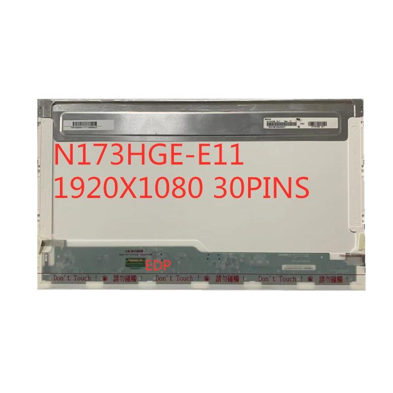 N173HGE-E11 N173HGE-E21 B173HTN01.1 1920*1080 FHD Display EDP 30 PINS