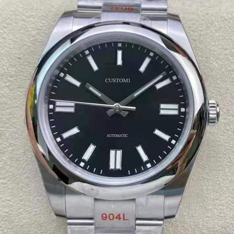 2020 new 31mm ladies watch automatic mechanical waterproof 904L stainless steel watch enlarge