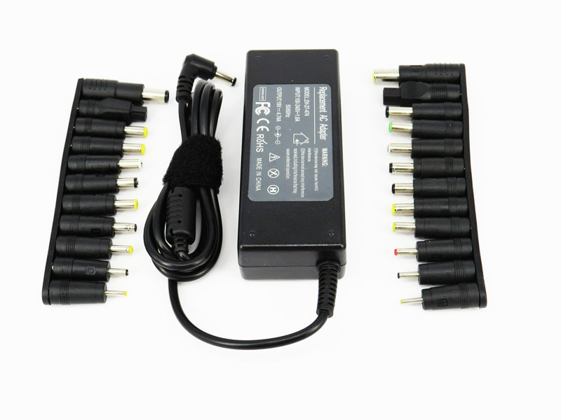 19V 4.74A 90W Universal cargador de adaptador de corriente para Acer Asus Dell HP Lenovo Samsung portátil Toshiba 18,5 V 19,5 V 20V UE nos