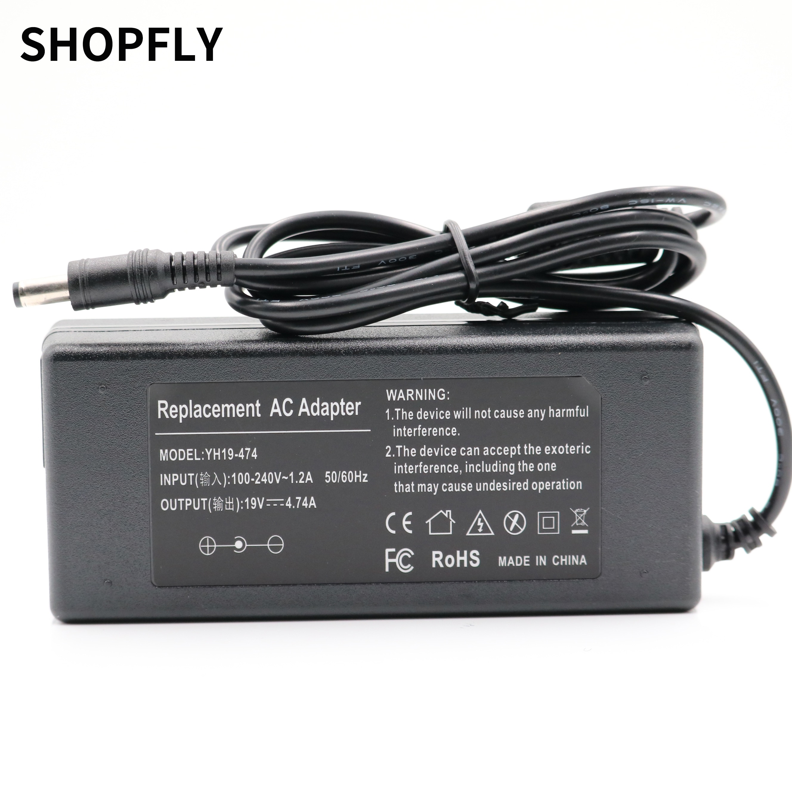 ASUS 5.5*2.5mm AC Laptop Power Adapter Travel Charger For Asus 19V 4.74A 90W ADP-90YD NoteBook 19V4.74A asus ac laptop power adapter travel charger for asus 2 5 0 7mm 19v 2 1a 40w adp 40ph ab power supply charger
