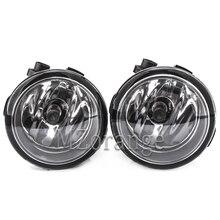 FogLights For Nissan X-Trail Tiida Note Murano Patrol 3 Rogue Versa 2004-2015 Halogen Fog light headlight headlights foglight