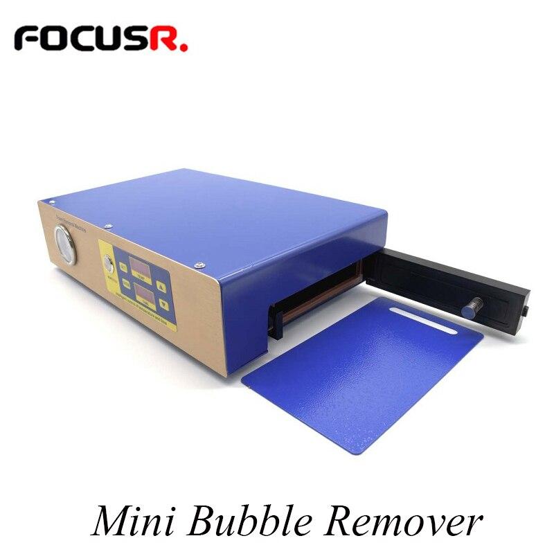 Novecel Mini OCA Blase Entferner LCD Screen Glas OCA Debubbler Maschine Handy Reparatur Tool Sets