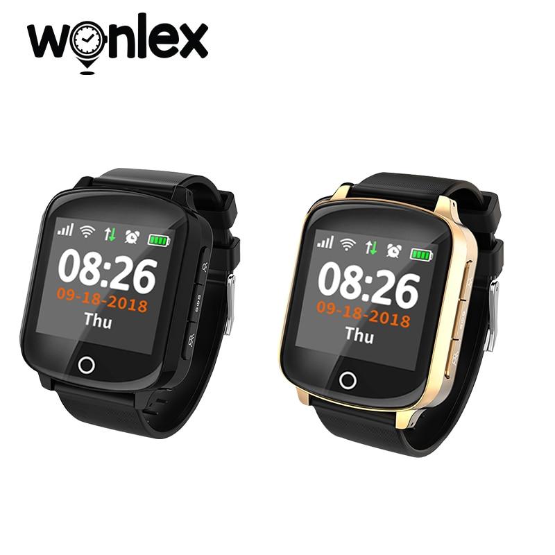 Wonlex EW200S Elderly GPS Smart Watch Accessory: Watch Strap/Case/Cable/Button/Buckle/Screw Accessories for Wonlex Watches