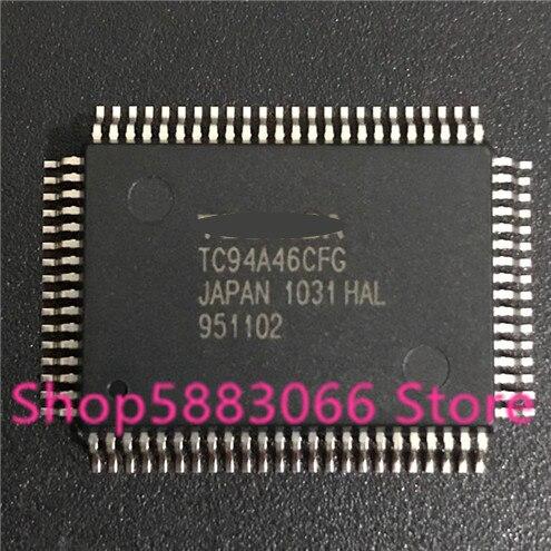 TC94A46CFG qfp80 2 uds