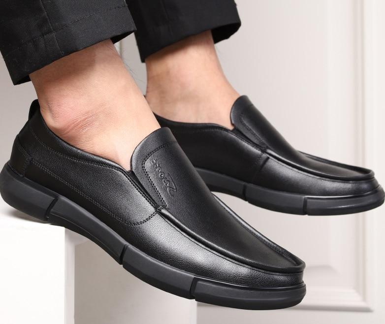 2021 New Arrival Men Classic Business Formal Shoes leather shoes Men Oxford Shoes