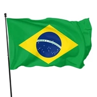90x150cm brazil flag indoor and outdoor decoration banner