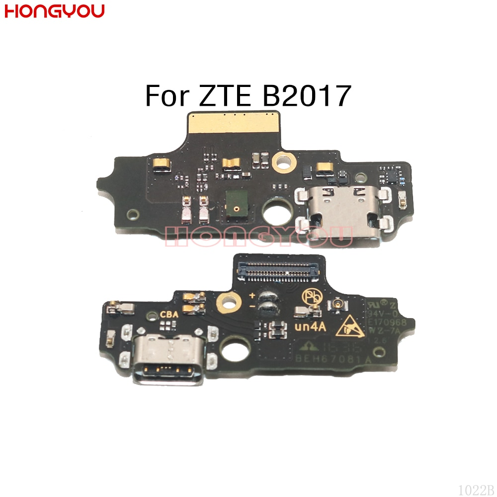 Original USB Charging Dock Board Charge Plug Socket Jack Port Connector Flex Cable For ZTE Axon 7 mini Axon7 B2017 B2017G