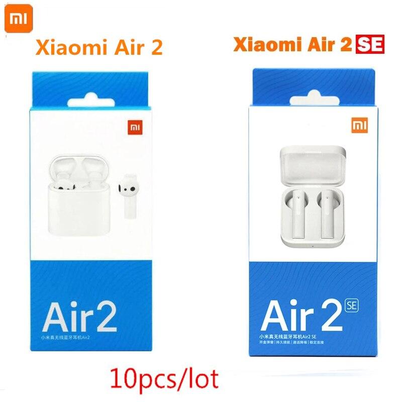 Esportes sem Fio Fone de Ouvido Estéreo sem Fio Peças Lote Airdots Pro2 Tws Bluetooth Xiaomi ar 2 se Cancelamento Ruído Baixo 10 –
