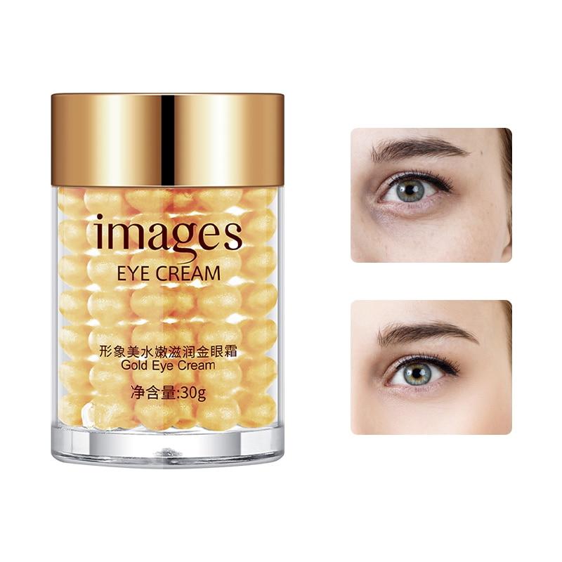 24K Gold Eye Cream Remove Anti Wrinkles Collagen Hydra Moisturizing Eye Gel Remove Eye Bag Anti Puffiness Dark Circles Eye Care недорого