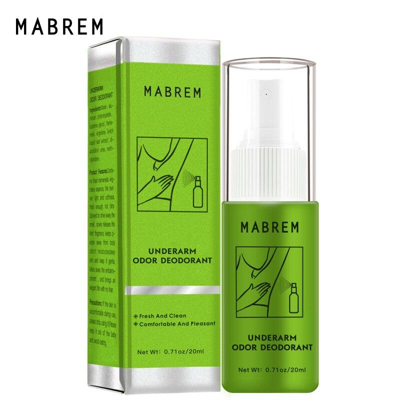 MABREM-espray de Perfume para hombre y mujer, elimina el olor corporal, el...