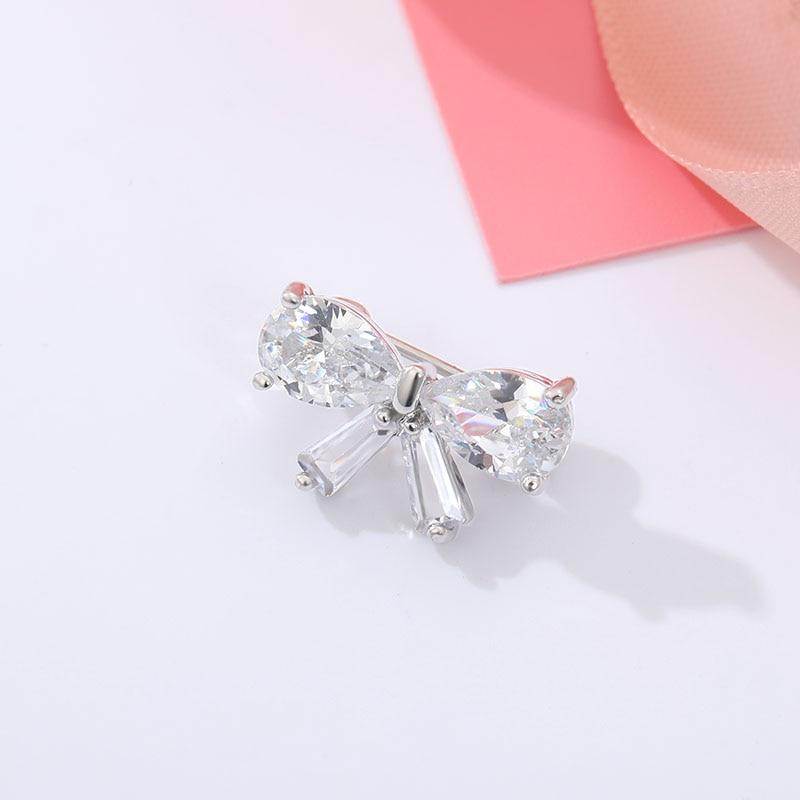 Broche de mariposa bonito, broches de boda a la moda para mujer, ropa, abrigo, Pin, lazo, joyería, accesorios para vestir regalos, alfileres