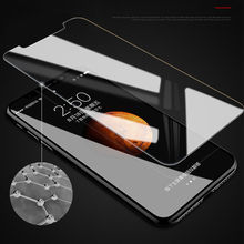 Transparent Tempered Glass on The for APPLE IPhone X XS MAX XR Screen Protectors protective front fi