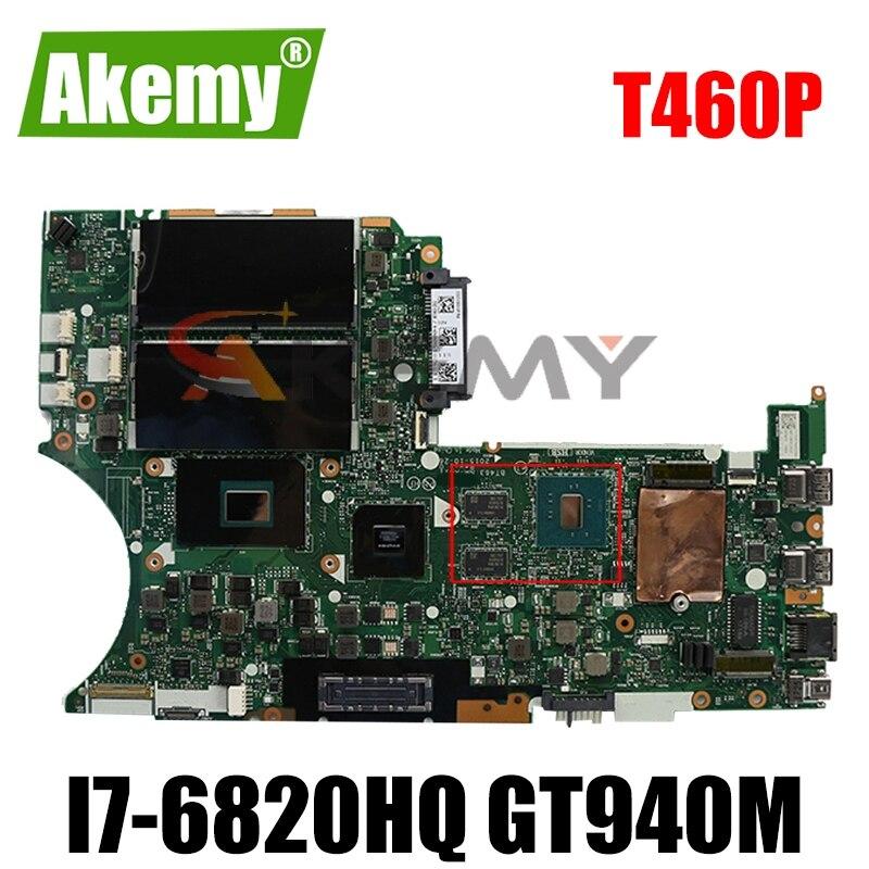 01AV866 01YR841 لينوفو ثينك باد T460P I7-6820HQ GT940M مفكرة اللوحة BT463 NM-A611 N16S-GTR-S-A2 اللوحة المحمول