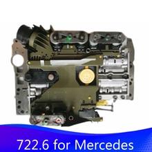 Body Computer Solenoid Assembly Transmission Valve for Mercedes Benz TCU 722.6 Arab Aksesuar Fit