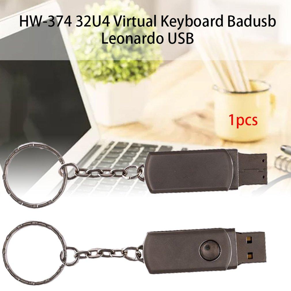 BadUsb beetle bad USB microcontroller ATMEGA32U4 Virtual keyboard development board for Arduino Leonardo enlarge