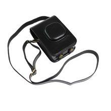 Чехол-сумка из искусственной кожи для Fuji Fujifilm Instax Mini Liplay Kit