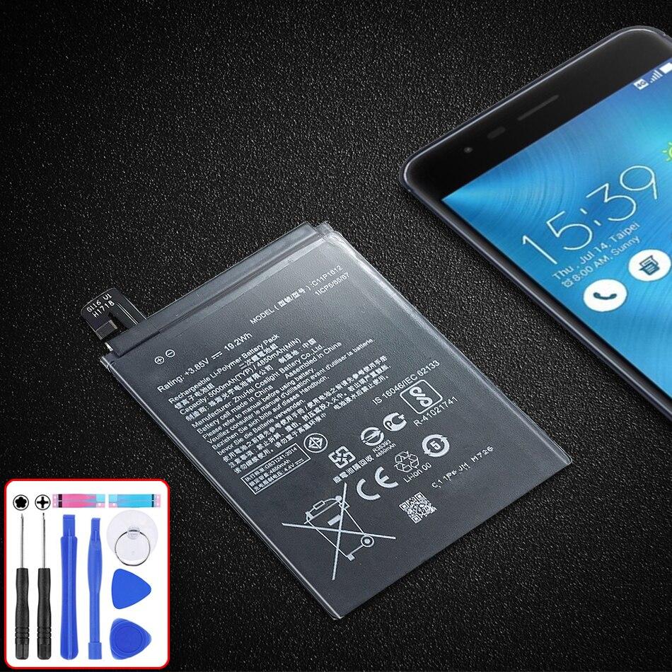 C11P1612 para Asus ZE553KL... ZenFone 3 Zoom ZenFone 3 Zoom Dual SIM...