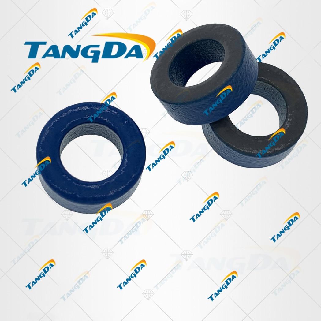 T50-1 تانجدا مسحوق الحديد النوى T50-1 13*7.5*5 ملليمتر 10nH/N2 20uo الحديد الغبار الأساسية الفريت Toroid الأساسية حلقية الأزرق رمادي تانغدا T