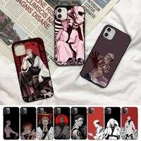 jujutsu kaisen sukuna phone case for iphone 8 7 6s plus x 5s se 2020 xr 11 12 mini pro xs max