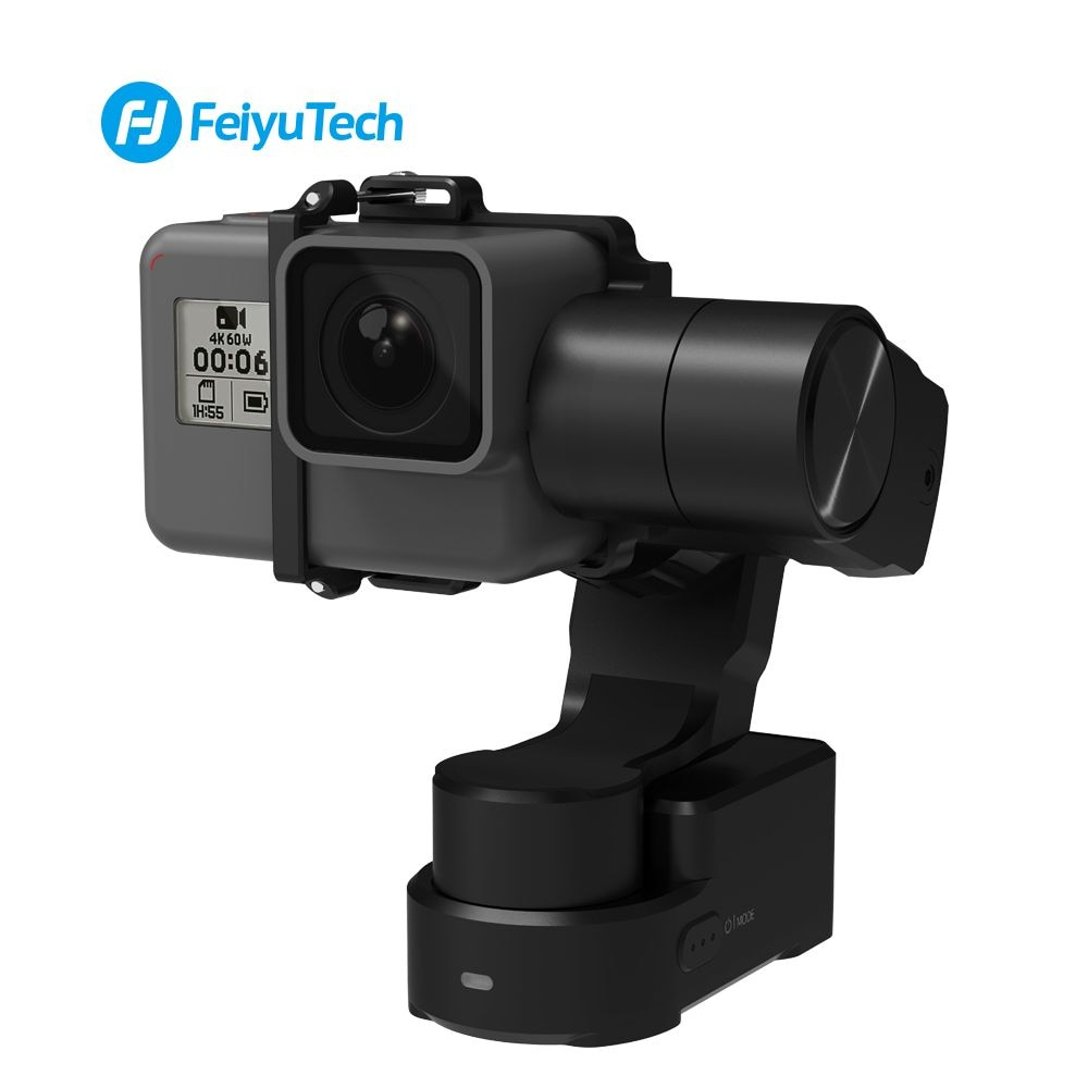 FeiyuTech WG2X لطخة واقية 3-محور لبس Gimbal مثبت ل GoPro بطل 7 6 5 4 جلسة سوني RX0 يي 4K عمل كاميرا