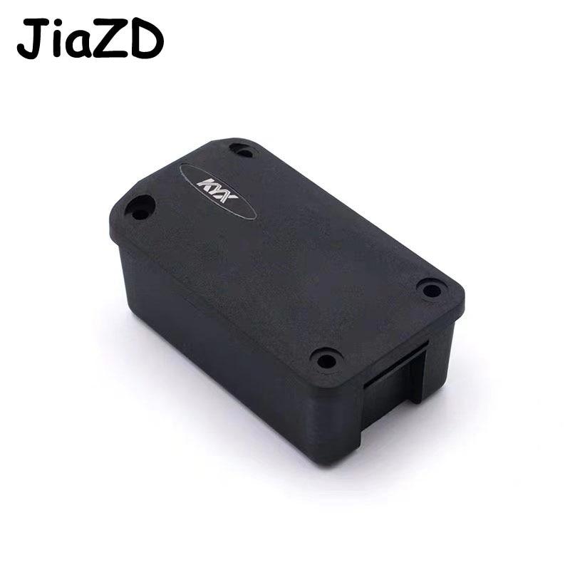 1PCS Model Car Receiving Box 57*34*26mm DIY Receiver Box Simulated Receiver Module Case for Crawler RC Car Decor Parts Y07 enlarge