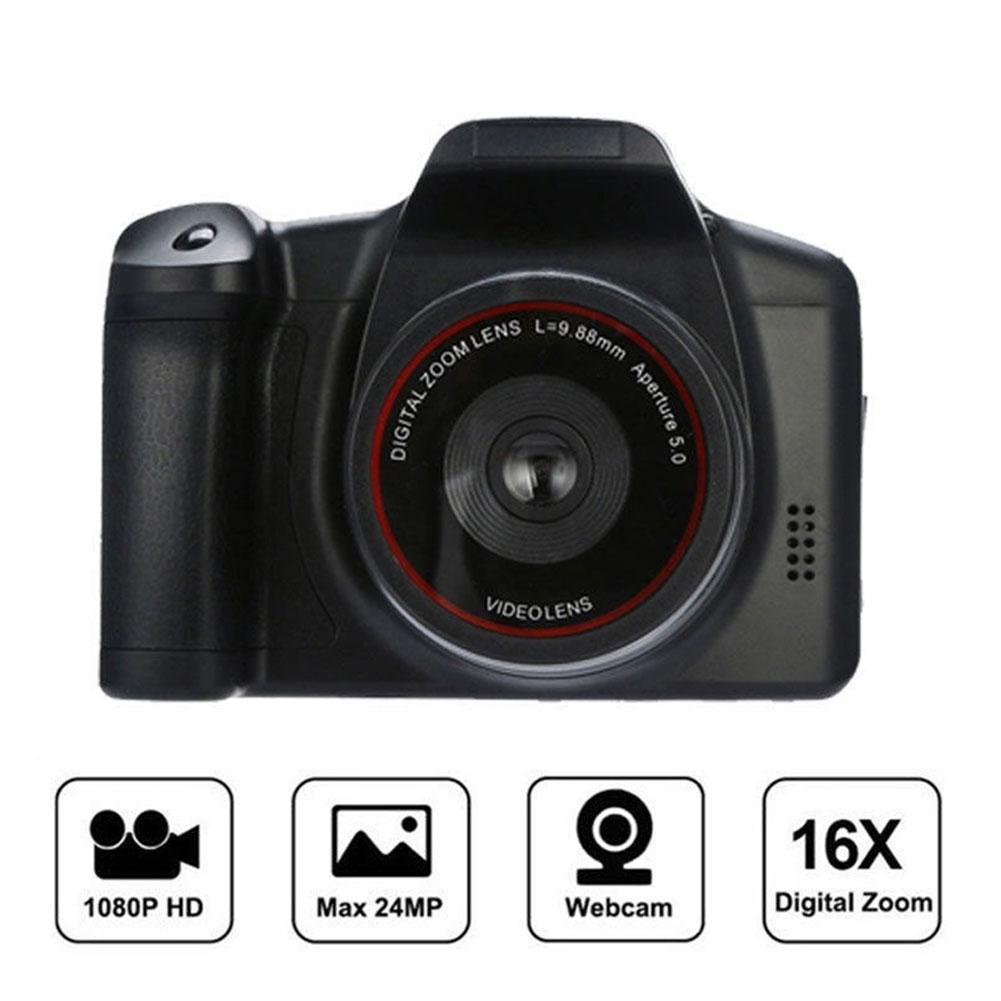 Cámara Digital De vídeo 1080P, cámara Digital profesional Canon con Zoom Digital...