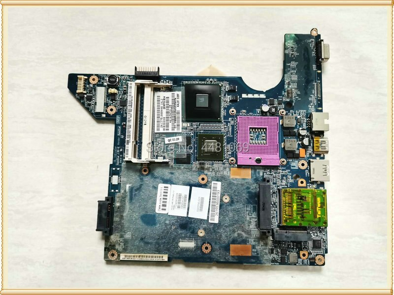 LA-4103P jal50 590316-001 577512-001 578600-001 placa-mãe do portátil para hp compaq presario cq40 geforce g103m placa principal ddr2