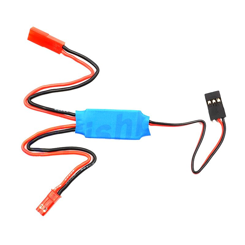 RC TX controlados relé interruptor PWM receptor de Control LED interruptor de pulverización Controlador LED interruptor para RC Drone FPV