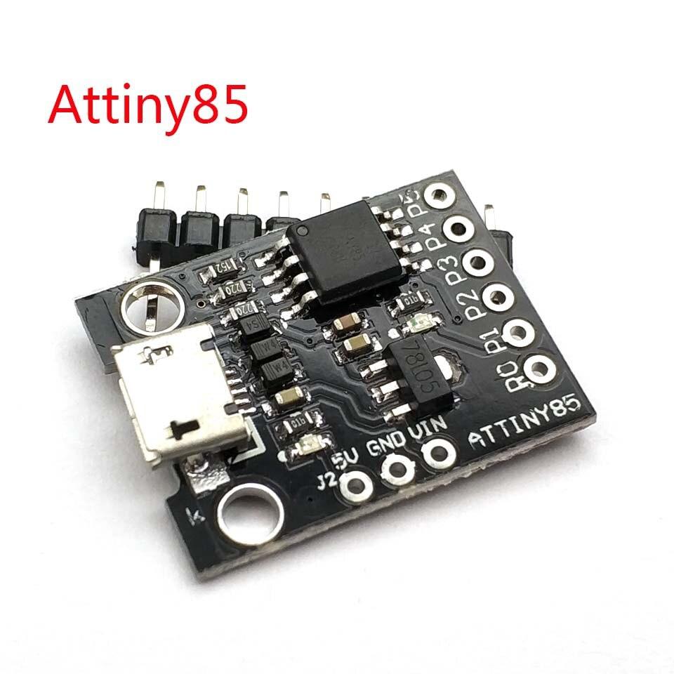 Attiny85 Digispark kickstarter Mini USB модуль для разработки Tiny85