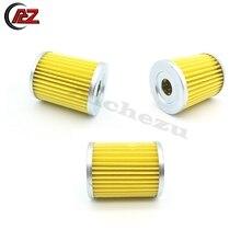 ACZ filtres à grille dhuile de rechange   Pour moto, filtre à huile pour moteur, pour Suzuki DRZ125 DR200SE RV125 LTZ250 LTF250 AN250 AN400 Burgman