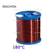 Alambre magnético esmaltado de 1,0 MM a 1,7 MM bobina magnética DIY todos los tamaños en Stock