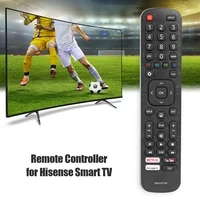 Electronic Smart Home Accessories Wireless Switch Smart TV Replacement Remote Control for Hisense 4K Television