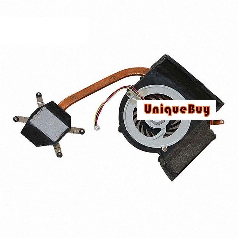 Для Lenovo Thinkpad L412 L512 L420 L520 встроенный вентилятор для видеокарты теплоотвод