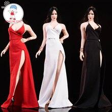 WOOM TOYS C1901 1/6 échelle Ada Wong robe Sexy femme robe de soirée pour 12 pouces Action Figure vêtements