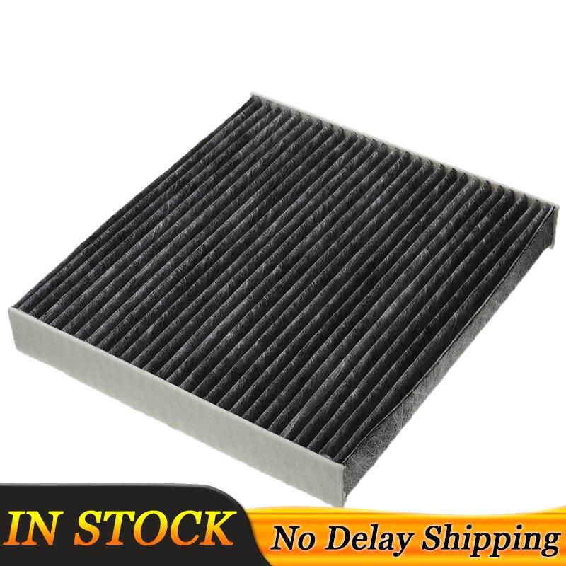 Car Air Conditioning Carbon Fiber Cabin Air Filter For Toyota Camry RAV4 Matrix Avalon Sienna 87139-50060 87139-YZZ08