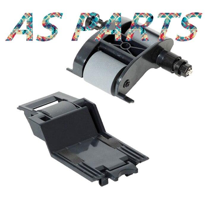 2setX ل HP 500 MFP M525 M575 M775 M725 M630 M651 M680 ScanJet 7500 8500 OfficeJet X585 ADF الأسطوانة استبدال كيت L2725-60002