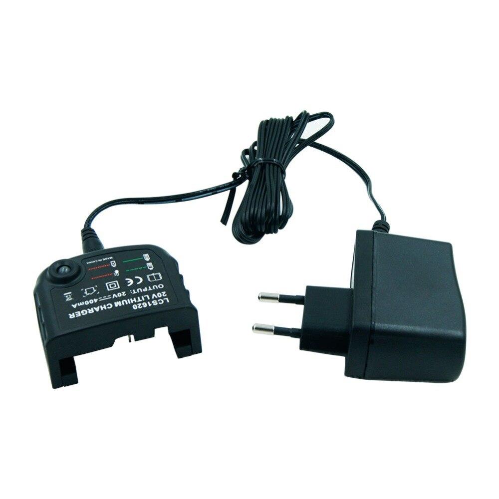 Lithium Battery Charger LCS1620 For Black&Decker LBX20 LBXR20 LBX4020 LB20