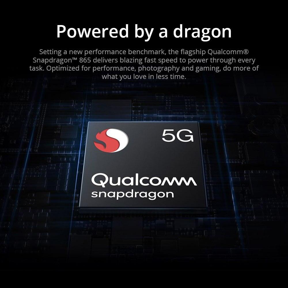 Фото2 - Смартфон с восьмиядерным процессором Snapdragon 865, 12 Гб ОЗУ, 256 Гб ПЗУ, 120 Гц