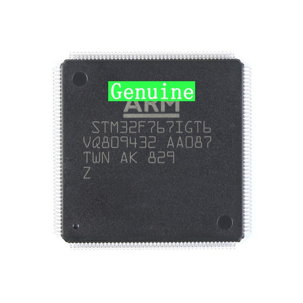 10pcs/lot STM32F767IGT6 LQFP176 New Original Genuine