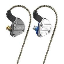 NICEHCK DB3 1BA + 2DD Hybrid 3 Fahrer Einheiten In Ohr Kopfhörer Lauf Sport Headset HIFI Kopfhörer Ohrhörer IEM DJ bühne NICEHCK NX7/F3