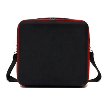 Durable Waterproof Hard Storage Box  Hard Carry Bag with Adjustable Strap/Compartment Double Zipper Fit for Mavic Air 2S