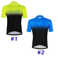 short sleeve cycling jerseys bicycle shirt biking sport wear clothing motocross mountain road ride summer mtb jersey men jacket